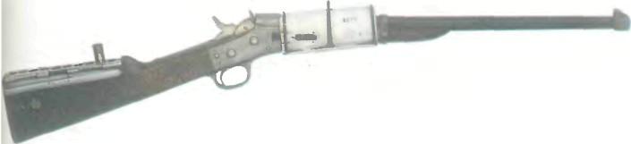 США: винтовка РЕМИНГТОНА - фото, описание, характеристики, история