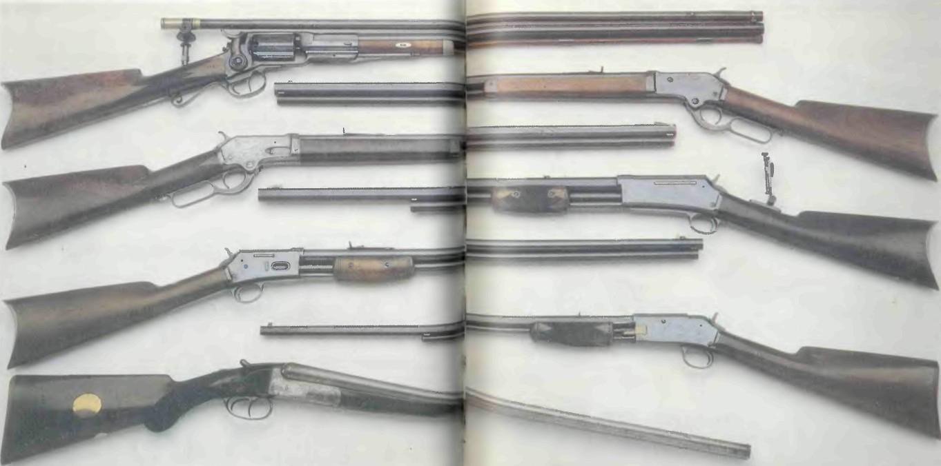 США: винтовки ДЛИННОСТВОЛЬНОЕ ОРУЖИЕ КОЛЬТА - фото, описание, характеристики, история
