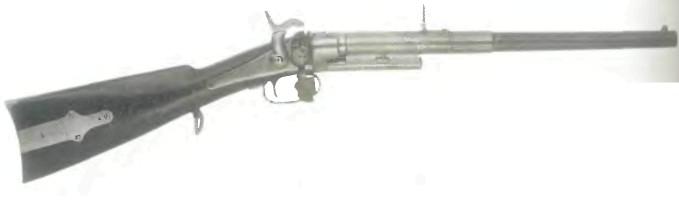 США: карабин ГРИНА - фото, описание, характеристики, история