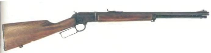 США: винтовка МАРЛИНА, МОДЕЛЬ 39А - фото, описание, характеристики, история