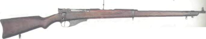 США: винтовка ЛИ, МОДЕЛЬ 1895 - фото, описание, характеристики, история
