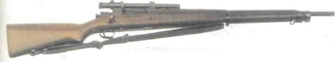 США: винтовка ГАРАНД М1 - фото, описание, характеристики, история