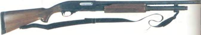 США: ружье ДРОБОВОЕ РЕМИНГТОН 870 ВИНГМАСТЕР - фото, описание, характеристики, история