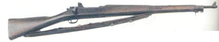 США: винтовка СПРИНГФИЛД М1903АЗ - фото, описание, характеристики, история