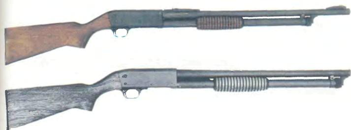 США: ружье ДРОБОВОЕ ИТАКА 37 - фото, описание, характеристики, история