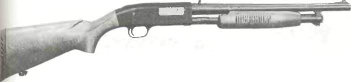 США: ружье ДРОБОВОЕ МОССБЕРГ 500АТР - фото, описание, характеристики, история