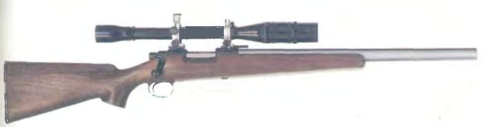 США: винтовка РЕМИНГТОН 40ХВ BR - фото, описание, характеристики, история