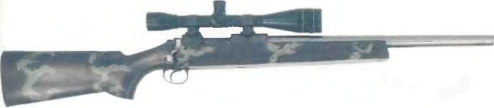 США: винтовка ХАРТ, МОДЕЛЬ 2 - фото, описание, характеристики, история
