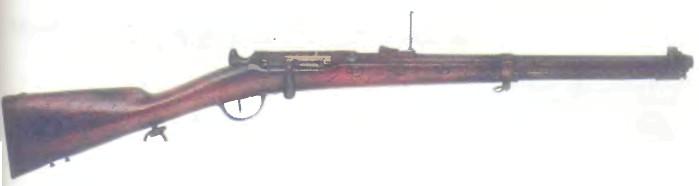 Франция: винтовка ШАССЕПО, МОДЕЛЬ 66 - фото, описание, характеристики, история
