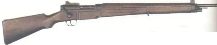 Франция: винтовка ФУЗИЛЬ MAS - фото, описание, характеристики, история