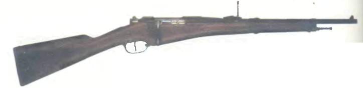 Франция: карабин КАВАЛЕРИЙСКИЙ М1890 - фото, описание, характеристики, история