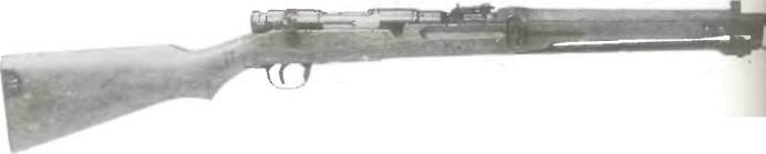 Япония: карабин КАВАЛЕРИЙСКИЙ АРИСАКА МЕЙДЗИ 44 года, модель 1911 - фото, описание, история