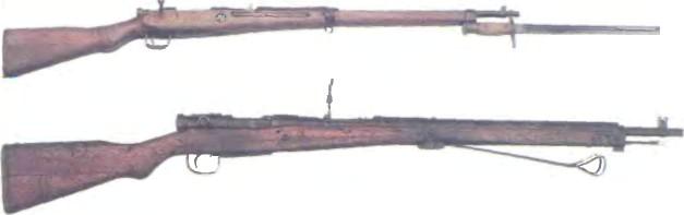 Япония: винтовка ТИП 99 - фото, описание, характеристики, история
