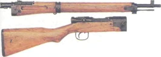 Япония: винтовка ДЕСАНТНАЯ ТИП 0/1/2 - фото, описание, характеристики, история